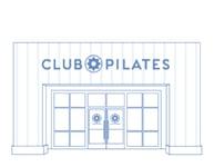 Club Pilates studio front illustration